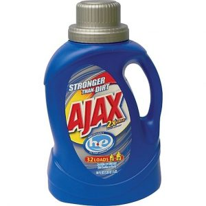 $.99 Ajax Laundry Detergent! Easy Peasy Walgreens Deals #deannasdeals