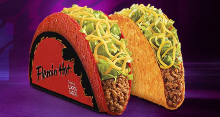FREE Doritos Locos Taco! Today Only!