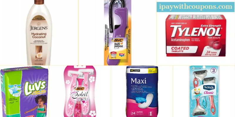Luvs Diapers And More! $5/25 Dollar General Scenario #deannasdeals