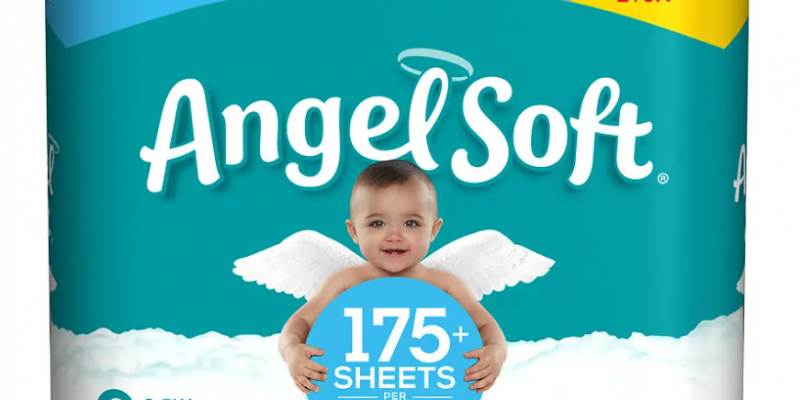$2.49 Angel Soft Bath Tissue Walgreens Deals #deannasdeals