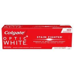 $.49 Colgate Optic White Toothpaste Walgreens Deals #deannasdeals
