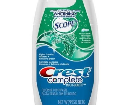 3 FREE Crest Toothpastes! Walgreens Deal #deannasdeals