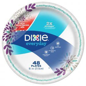 $1.42 Dixie Paper Plates! Walgreens Deals #deannasdeals