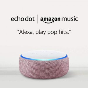 Echo Dot $.99 When You Subscribe To Amazon Music Unlimited! #deannasdeals