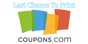 Last Chance To Print 5/16 Preclipped For You! #deannasdeals