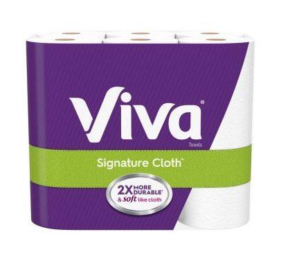 $3.99 Viva Paper Towels At Walgreens!