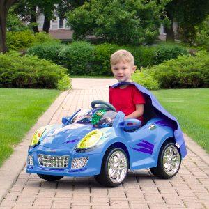 PJ Masks Cat Car Powered Ride On Car #walmartdeals #deannasdeals