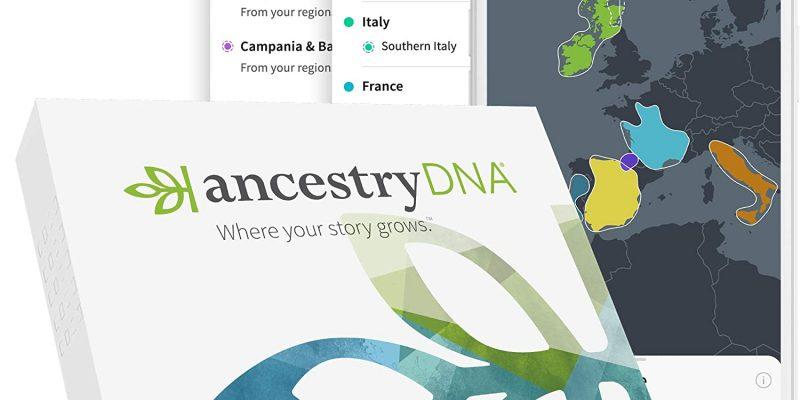 AncestryDNA Save 40% Amazon Deals #deannasdeals