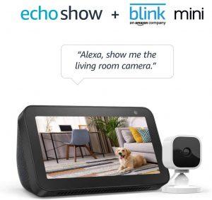 Echo Show With Blink MiniIndoor Smart Camera! Awesome Price! #deannasdeals