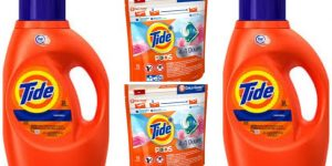 Tide Scenario $2.24 Each At Walgreens