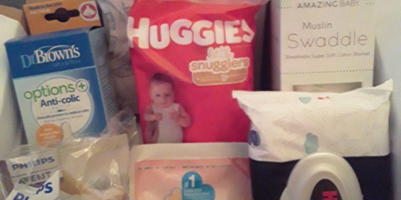 Amazon Baby Registry Welcome Box $35.00 Value! #deannasdeals