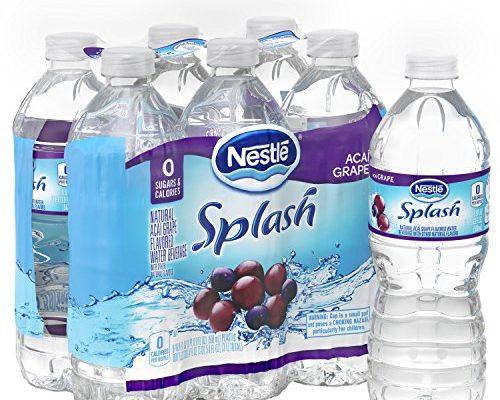 Nestle Splash Water $.79 For A 6 Pack! Kroger Mega Sale #deannasdeals