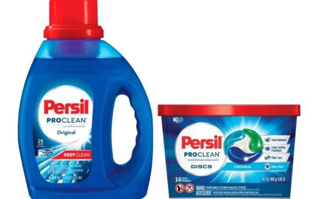 $2.99 Persil Laundry Detergent At Walgreens