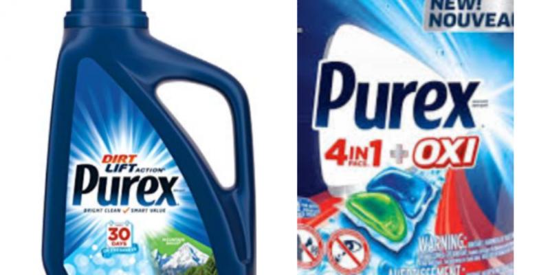 $1.99 Purex Laundry Detergent At Walgreens!