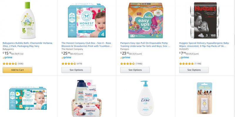 Oh Baby Save $30 When You Spend $100! Amazon Deal #deannasdeals