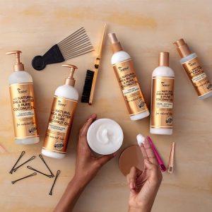 Free Suave For Natural Hair Sample #deannasdeals