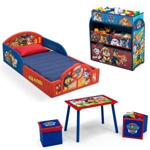 5-Piece Toddler Bedroom Sets $99.00 At Walmart