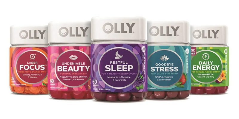 Big Savings on Olly at CVS #AmySaves {Ibotta}