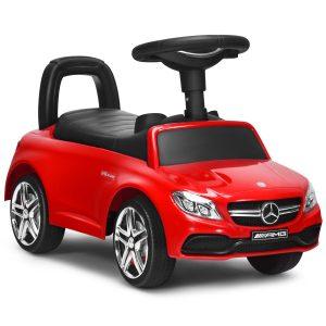 Licensed Mercedes Benz Kids Ride on Push Sliding Car Save $50