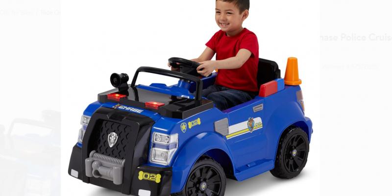 Nickelodeon's PAW Patrol: Chase Police Cruiser $99.00 Walmart.com