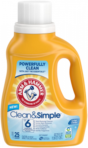 $2.00 Arm & Hammer Laundry Detergent At Walgreens