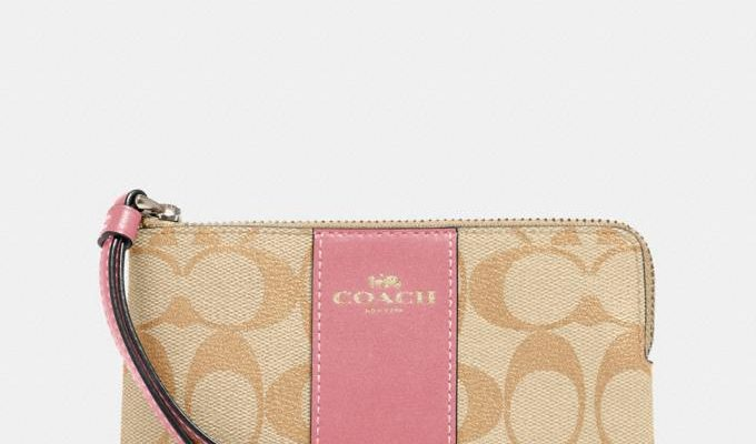 Great Gift Idea! Coach Wristlets Starting At $19.79!