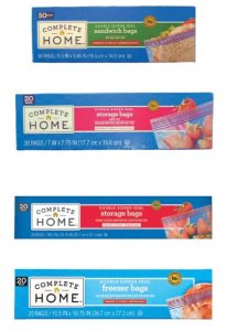 Buy 1 Get 2 FREE Complete Home Storage Bags