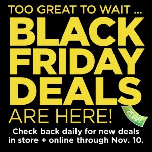 Kohl's Early Black Friday deals