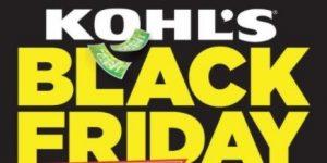Kohls Black Friday Deals~Look What We Found!