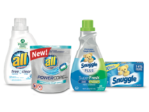 All Or Snuggle Laundry Care $1.88 At Walgreens!