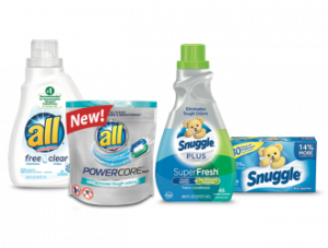 $1.49 All Laundry Detergent Or Snuggle At Walgreens