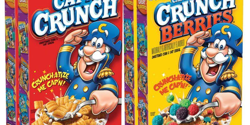 $.99 Cap'N Crunch Cereal! Kroger Mega Sale