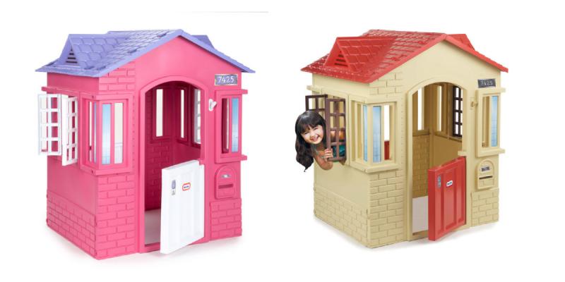 Little Tikes Cottage Playhouse $ 97.00 At Walmart!