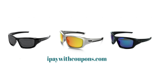 Oakley Men's Valve Polarized Sunglasses $54.99 With Code!