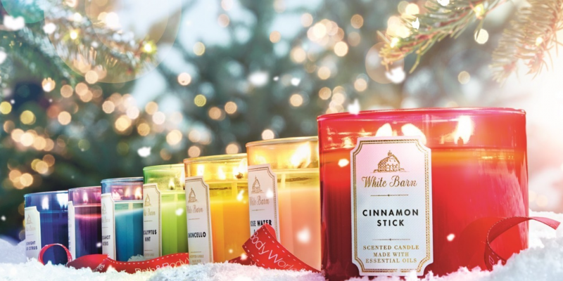 Bath & Body Works Candle Sale! 3 Day Event!