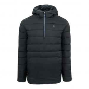 $19.99 Men's Izod 1/4 Zip Pullover Puffer Coat! Save 85%