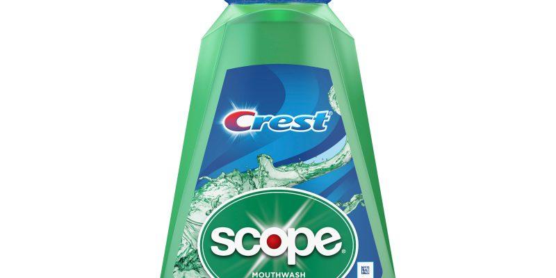 $.79 Crest Scope at CVS #AmySaves