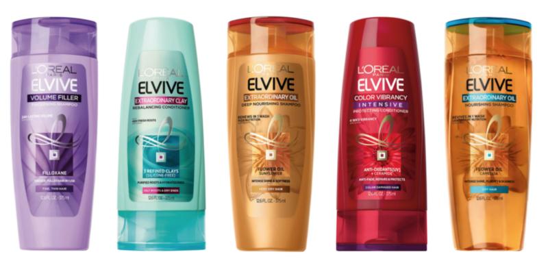 $1.00 L'L'Oreal Elvive Shampoo or ConditionerOreal Elvive Shampoo or Conditioner At Walgreens!