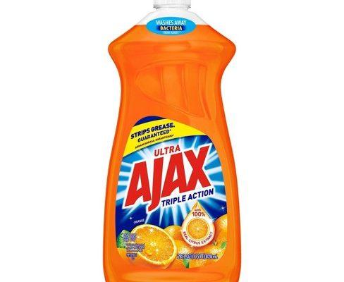 $1.49 Ajax Dish Liquid At Walgreens!