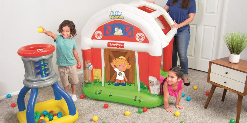 Little People Barn Ball Pit $27.99 At Walmart