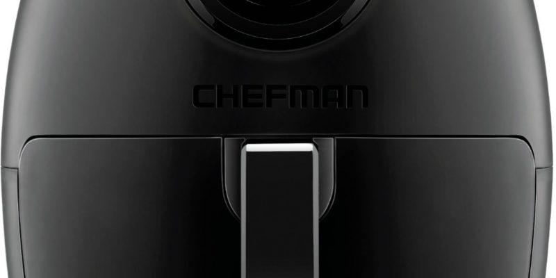 CHEFMAN TurboFry Air Fryer $29.99