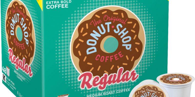 The Original Donut Shop K-Cup Pods (48-Pack) $19.99!