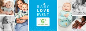 Baby Love Event At Carter's Doorbusters Starting At $6.00!
