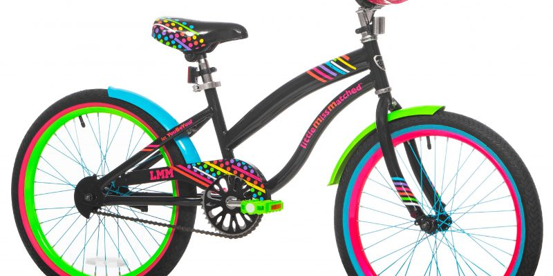 LittleMissMatched 20 Inch Bike $59.00!