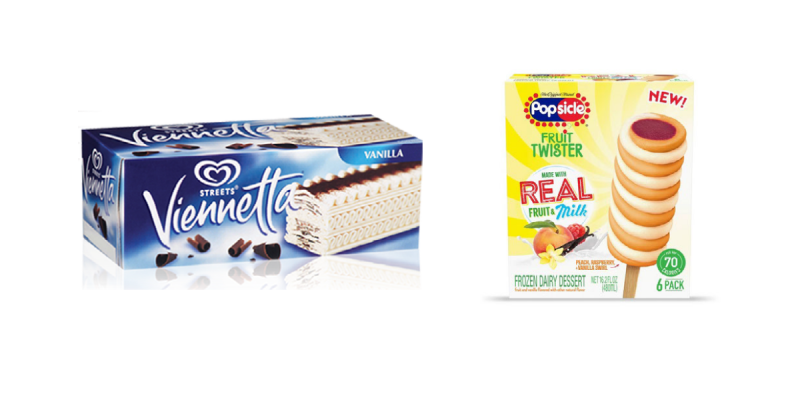 Free Viennetta Cake And Popsicle Fruit Twisters After Fetch Rewards!