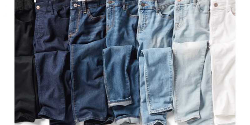 Old Navy Jeans for the family #AmySaves