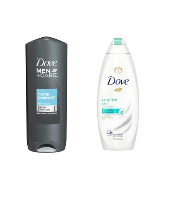 Dove Body Wash $1.00 Each At Walgreens!