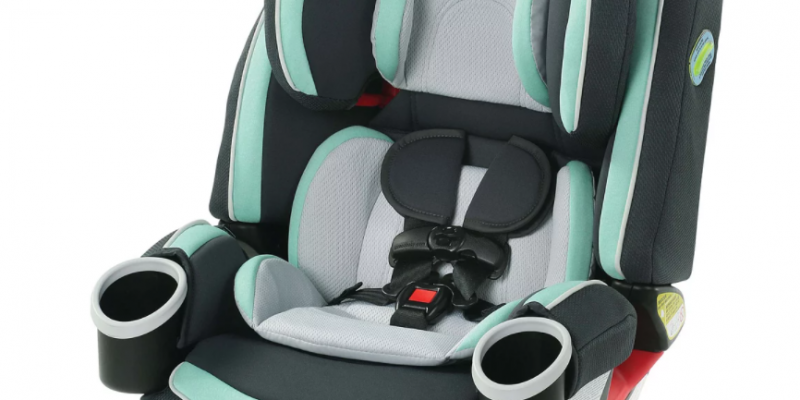 Graco 4Ever DLX 4-in-1 Convertible Car Seat $239.99 + $40 Kohl's Cash!