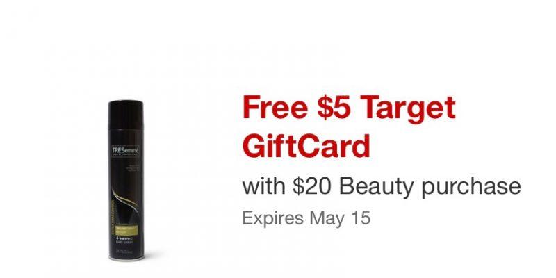 Free $5 Target Gift Card Scenario #AmySaves