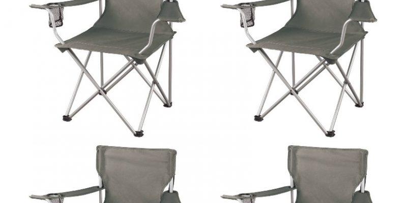 Ozark Folding Chairs at Walmart #AmySaves